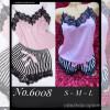 b5-6008-3 Женский комплект: шорты, сорочка, 1 шт