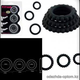 """b5-00065 Кольца """"Titan"""", 1 шт"""