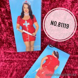 b5-81119 Spicy Костюм для ролевых игр: Nurse, стандарт, 1 шт
