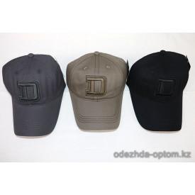 c1-0223 Мужская кепка с застежкой, х/б, 1 шт