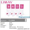 n6-71125bw Limax  Женские носки, 36-40, 1 пачка (12 пар)