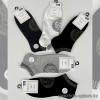 n6-86031-4 Носки мужские короткие, 41-46, 1 пачка (10 пар)
