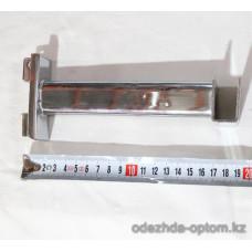 v1-203 Труба держатель, на профиль, 15 см