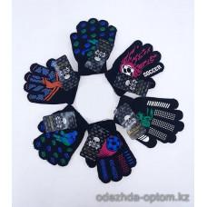o1-f624 Детские перчатки, 2-5 лет, 1 пачка (12 шт)