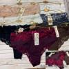 b9-0011 Annajolly Трусики женские с гипюровой вставкой, большие размеры, 1 пачка (6 шт)