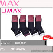 n1-70138a Limax Носки женские, 36-40, 1 пачка (12 пар)