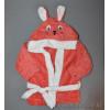 d4-0017 Детский халат с капюшоном, 1-3 мес, 1 пачка (3 шт)