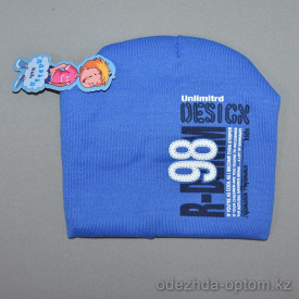 c1-443 Madlen Детская шапка, до 10 лет, 1 пачка (5 шт)