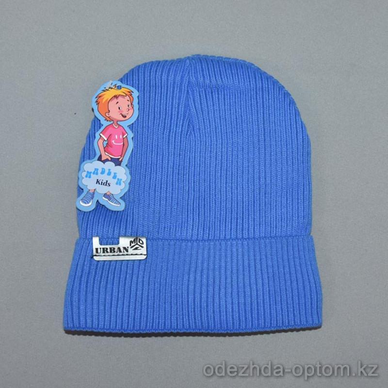 c1-452 Madlen Детская шапка с начесом, до 10 лет, 1 пачка (5 шт)