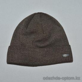 c1-433 Подростковая шапка с начесом, от 15 лет, 1 пачка (5 шт)