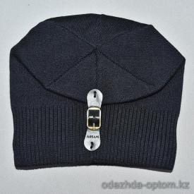 c1-439 Подростковая шапка с начесом, от 15 лет, 1 пачка (5 шт)