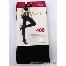 k2-26080 Manzi Женские матовые колготки, микрофибра, 400 ден, 1 пачка (6 шт)