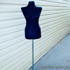 v1-0355 Манекен швейный: женский торс, 1 шт