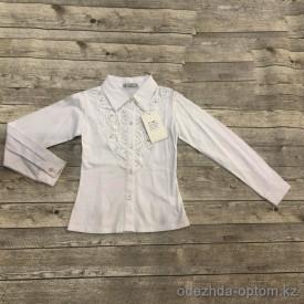 sk1-346682 Школьная рубашка на девочку, 1 шт