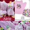 b5-0021tbd Indefini Комплект: майка+шортики, S-XL, 1 пачка (4 шт)