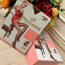 n6-012 Style Glamour Колготки женские капроновые матовые, 10 ден, 1 пачка (12 шт)
