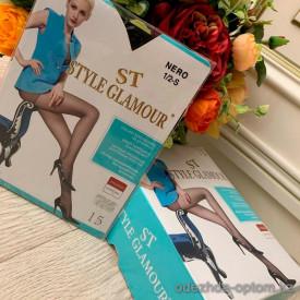 n6-211 Style Glamour Колготки женские капроновые матовые, 15 ден, 1 пачка (12 шт)