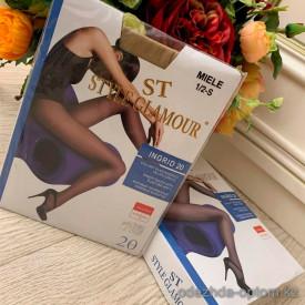n6-285 Style Glamour Колготки женские тюлевые, 20 ден, 1 пачка (6 шт)