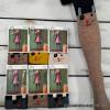 n6-3357 Karina Колготки детские с рисунком, 5-14 лет, 1 пачка (6 шт)