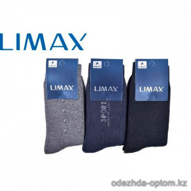n6-6060 Limax Носки мужские махровые, 41-43, 1 пачка (12 пар)