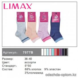 n6-7077B Limax Носки женские, 36-40, 1 пачка (12 пар)