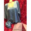 b5-VS-9580 Комплект: халат + сорочка + шорты + мешочек, 1 шт