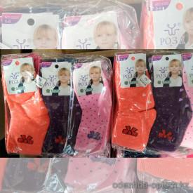 n6-3325 Носки детские с тормозами, хлопок, 1 пачка (12 пар)