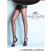 k4-8082 Vinconte Женские капроновые колготки, 20 ден, 1 пачка (12 шт)