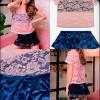 b5-9184 Indefini Комплект домашней одежды: двойка, S-XL, 1 пачка (4 шт)
