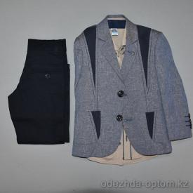 d4-3488 Детский костюм с рубашкой на мальчика, 1 пачка (5 шт)