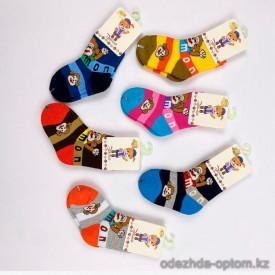 n6-029 Носочки детские махровые, 16-22, 1 пачка (12 пар)