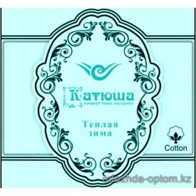 k4-cc34 Катюша Мужские кальсоны с мехом, 1 пачка (6 шт)