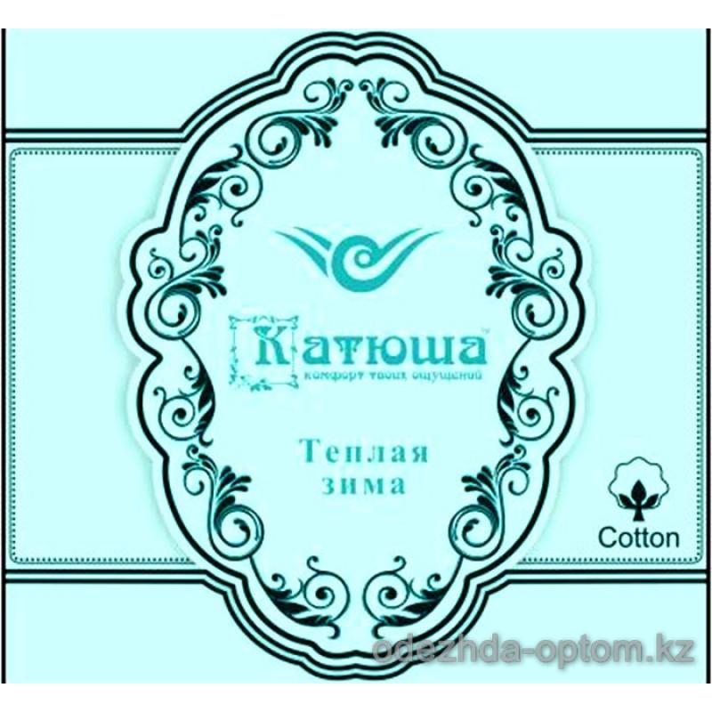 k4-сc34 Катюша Мужские кальсоны с мехом, 1 пачка (6 шт)