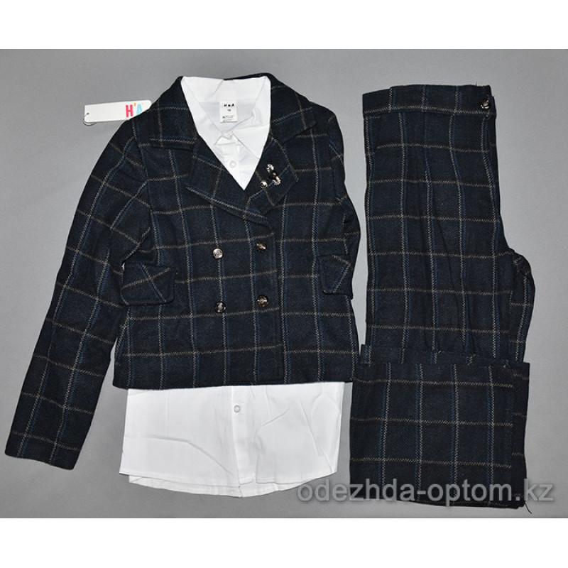 d4-341 Детский костюм тройка, 1 пачка (5 шт)