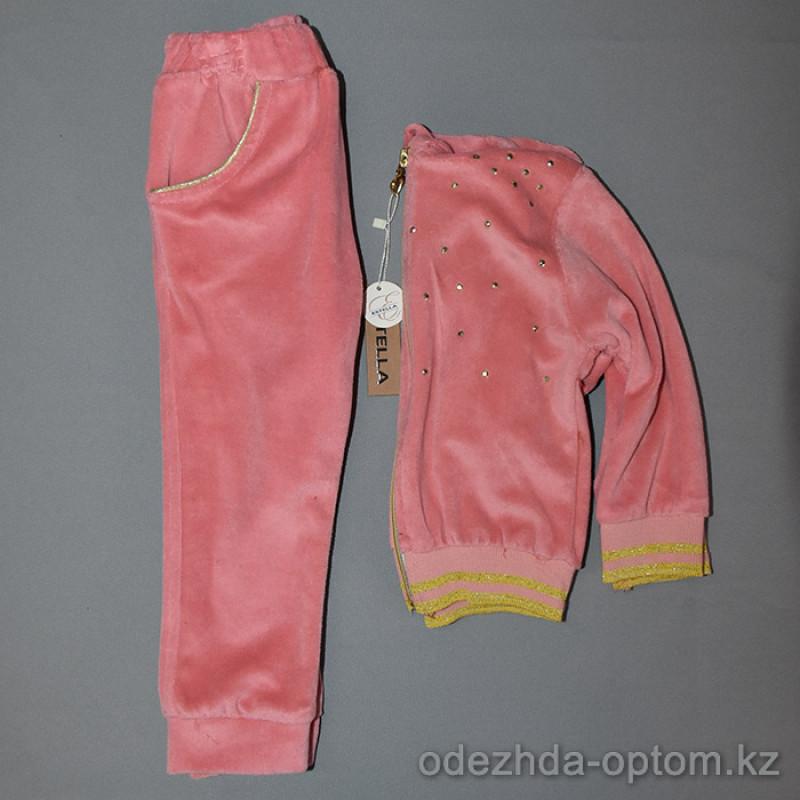 d4-2840 Детский спортивный костюм, 2-5 лет, 1 пачка (4 шт)