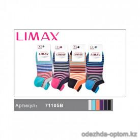 n1-71105B Женские носки спортивные Limax, 36-40, 1 пачка (12 пар)