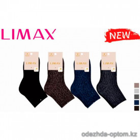 n6-73011 Limax Носки женские теплые, 36-40, 1 пачка (12 пар)
