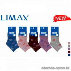 n6-85117 Limax Носки подростковые теплые, 1 пачка (12 пар)