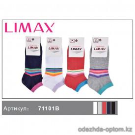n1-71101B Limax Женские носки спортивные, 36-40, 1 пачка (12 пар)