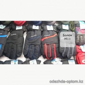 o1-h10 Детские болоневые перчатки, 1 пачка (12 пар)
