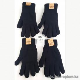 o1-t118 Подростковые перчатки, 7-13 лет, 1 пачка (12 пар)