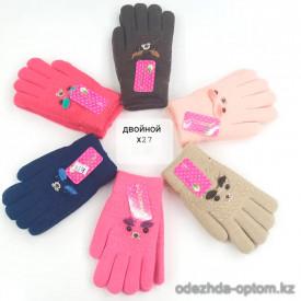 o1-x27 Детские перчатки, 5-10 лет, 1 пачка (12 пар)