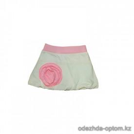 d5-298 Детсая лимонная юбка, 1 пачка (4 шт)