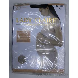 k1-6305 Lady Claire Колготки для беременных женщин Tulle, 1 пачка (6 шт)