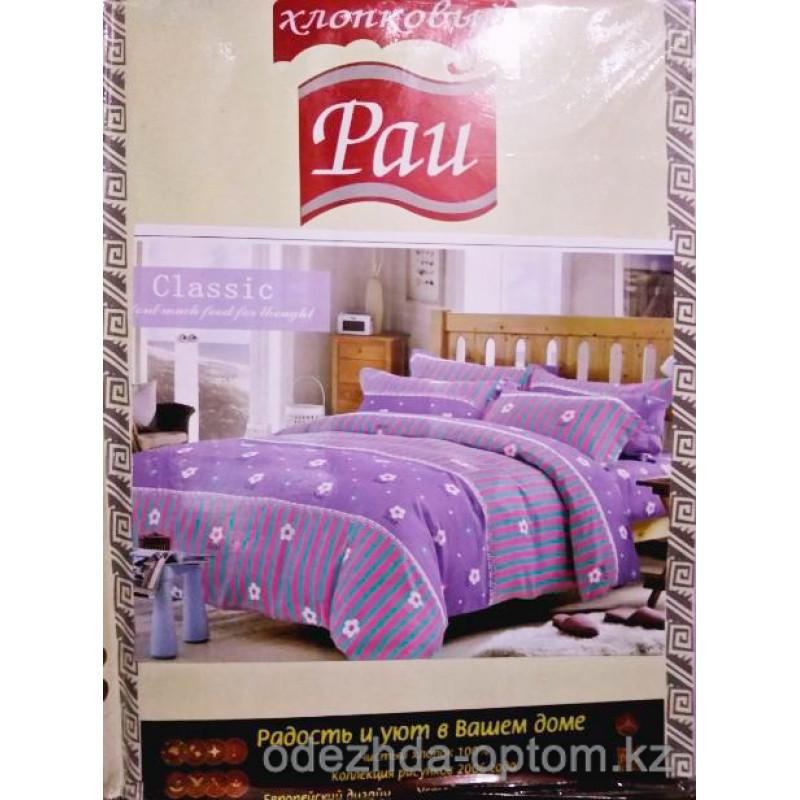 p1-008 Двухспальный постельный комплект, 1 шт