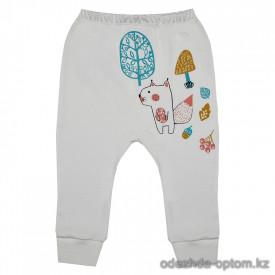 d5-0213-2 Детские штаны, 6-18 мес, 1 пачка (4 шт)