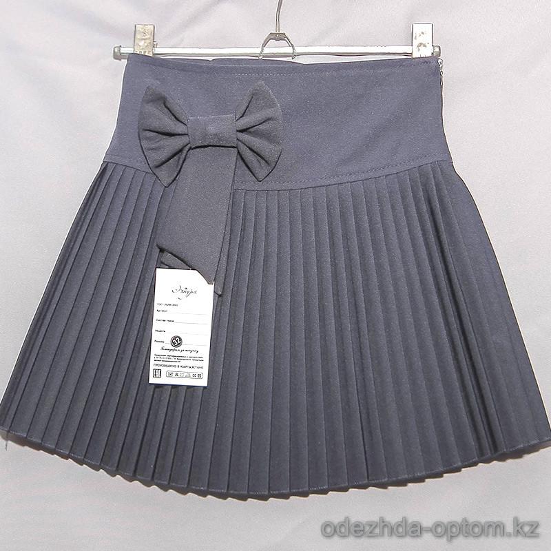 d10-1723 Школьная юбка, 32-40, 1 пачка (5 шт)