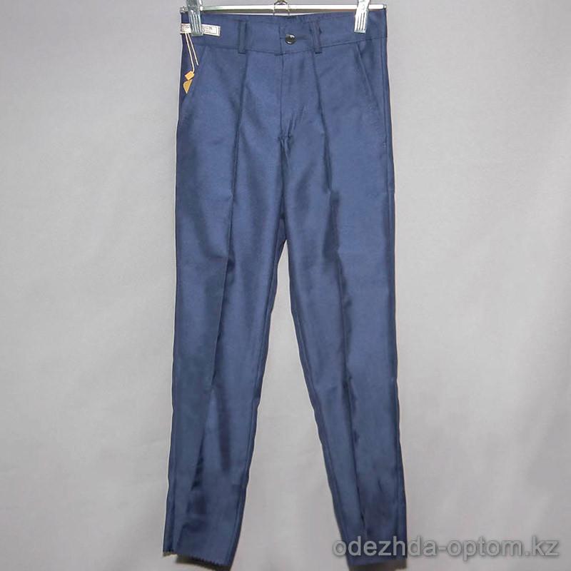 d10-2276 Школьные брюки для мальчика, 32-42, 1 пачка (6 шт)