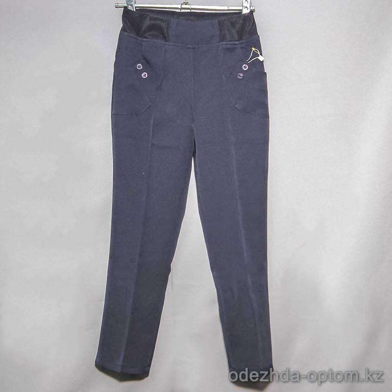 d10-2284 Школьные брюки для девочки, 32-40, 1 пачка (5 шт)