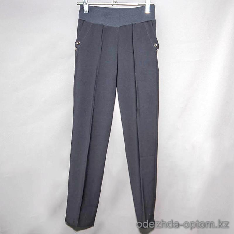 d10-2286 Школьные брюки для девочки, 32-40, 1 пачка (5 шт)